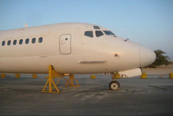 LZ-LDD - Kish Air McDonnell Douglas MD-82