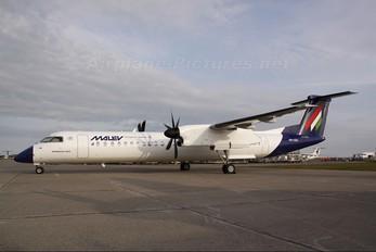 HA-LQA - Malev de Havilland Canada DHC-8-400Q Dash 8