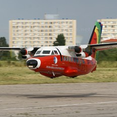 SP-TPA - Polish Air Navigation Services Agency - PAZP LET L-410 Turbolet