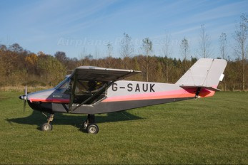G-SAUK - Private Rans S-6, 6S / 6ES Coyote II