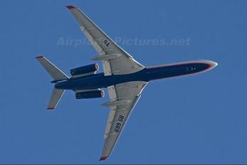 RA-85669 - Aeroflot Tupolev Tu-154M