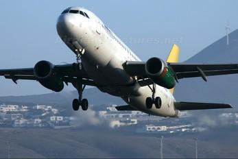 EC-JIB - LTE Airbus A320