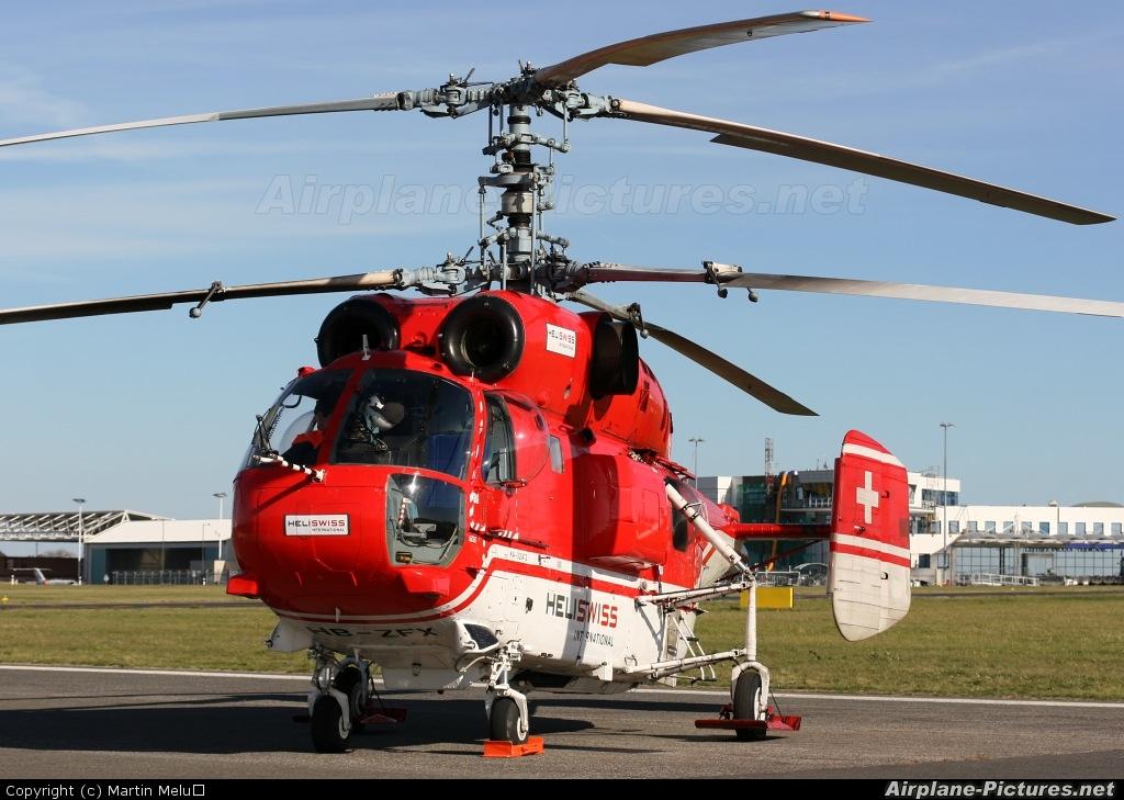 Hb zfx heliswiss international kamov ka 32 all models - Ka international ...