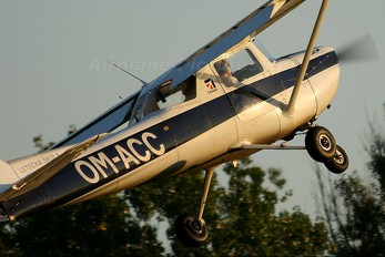 OM-ACC - SKY Service (Czech) Cessna 150