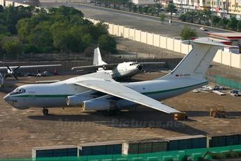 EX-86916 - Botir Avia Ilyushin Il-76 (all models)