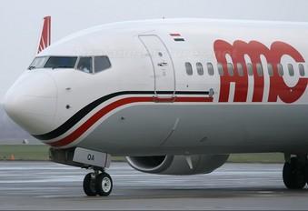 SU-BQA - AMC Airlines Boeing 737-800