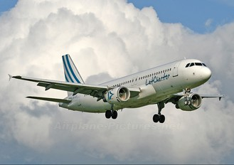 YL-LCD - Lat Charter Airbus A320