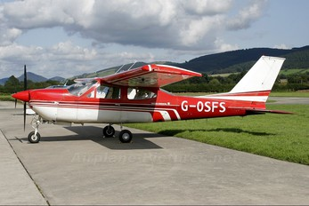 G-OSFS - Private Cessna 177 Cardinal