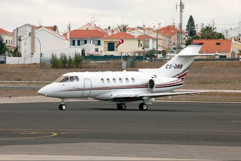 CS-DRB - NetJets Europe (Portugal) Hawker Beechcraft 800XP