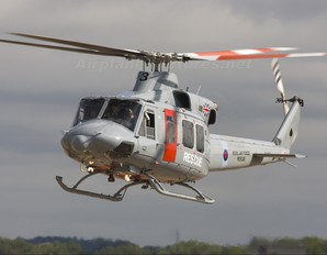 ZJ703 - Royal Air Force Bell 412EP Griffin HAR.2
