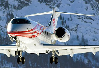 OE-HPZ - International Jet Management Bombardier BD-100 Challenger 300 series