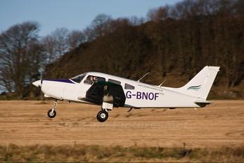 G-BNOF - Tayside Aviation Piper PA-28 Warrior