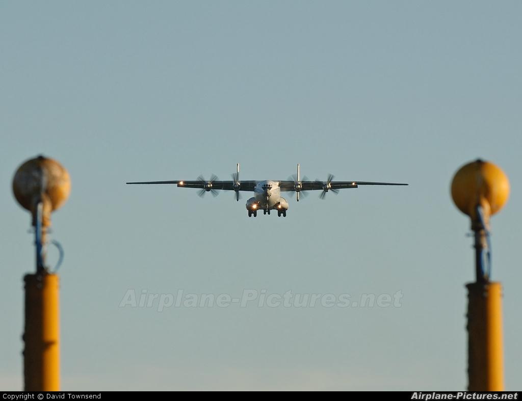 Antonov Airlines /  Design Bureau UR-09307 aircraft at Prestwick