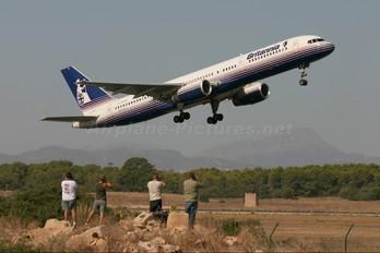 G-BYAX - Britannia Airways Boeing 757-200