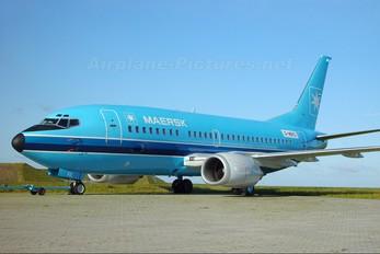 G-MSKC - Maersk Boeing 737-500