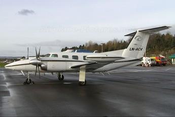 LN-ACV - Private Piper PA-42 Cheyenne