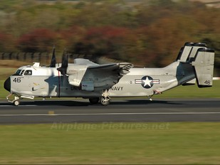 162167 - USA - Navy Grumman C-2 Greyhound