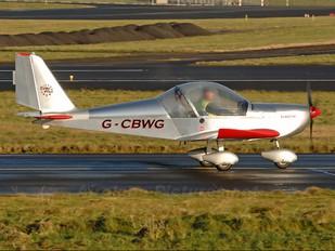 G-CBWG - Private Evektor-Aerotechnik EV-97 Eurostar