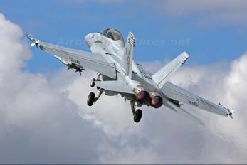 166658 - USA - Navy McDonnell Douglas F/A-18F Super Hornet