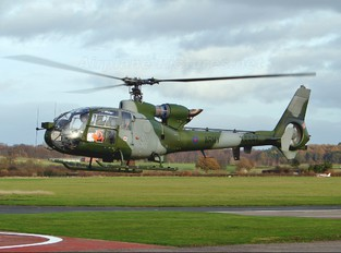 XX447 - British Army Westland Gazelle AH.1