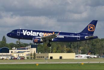 F-OHFU - Volareweb Airbus A320