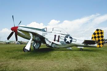 N1451D - Private North American P-51D Mustang