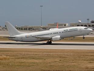 EC-KBO - Hola Airlines Boeing 737-400