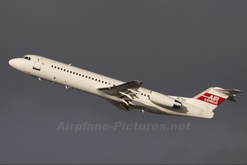 SE-DUV - Air Express Fokker 100