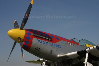 PH-PSI - Private North American P-51D Mustang