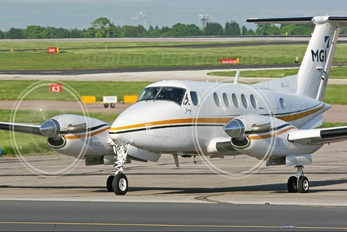 G-OMGI - Private Beechcraft 200 King Air