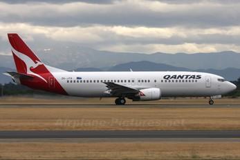 ZK-JTR - QANTAS Boeing 737-400