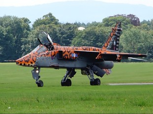 XX119 - Royal Air Force Sepecat Jaguar GR.3
