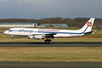 ZS-OZV - African International Airways Douglas DC-8-62CF