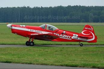 SP-ELE - Grupa Akrobacyjna Żelazny - Acrobatic Group Zlín Aircraft Z-526AFS