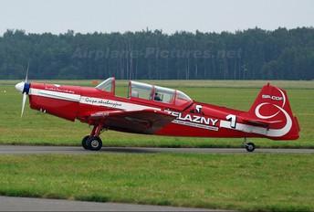 SP-CDF - Grupa Akrobacyjna Żelazny - Acrobatic Group Zlín Aircraft Z-526F