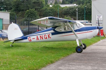G-ANGK - Private Cessna 140