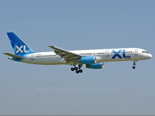 G-VKND - XL Airways (Excel Airways) Boeing 757-200