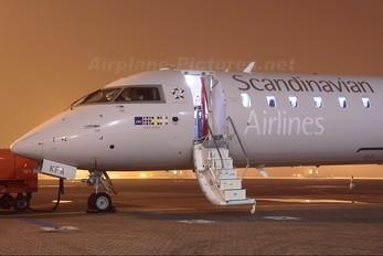 OY-KFA - SAS - Scandinavian Airlines Canadair CL-600 CRJ-900