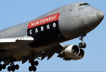 N619US - Northwest Cargo Boeing 747-200F