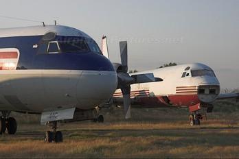 LN-FOL - DHL Cargo Lockheed L-188 Electra