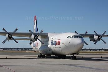 RP-C8020 - HeavyLift Cargo Airlines Short SC.5 Belfast C.1