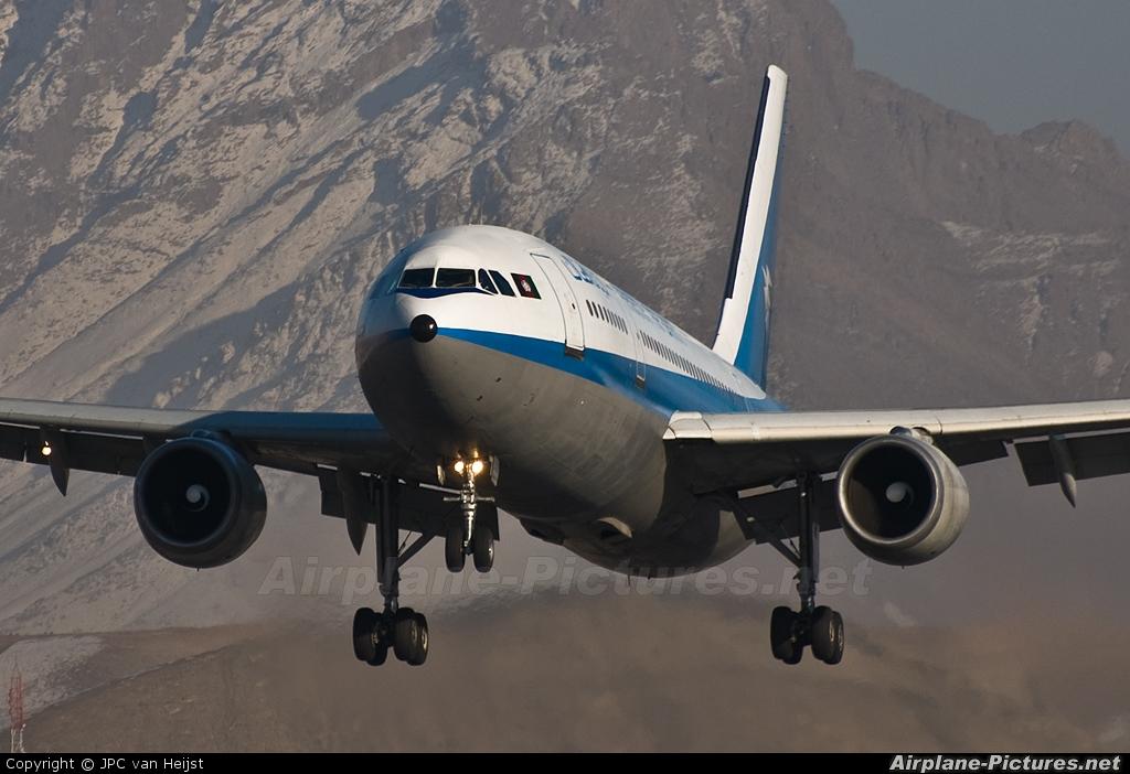 Ariana Afghan Airlines YA-BAB aircraft at Kabul