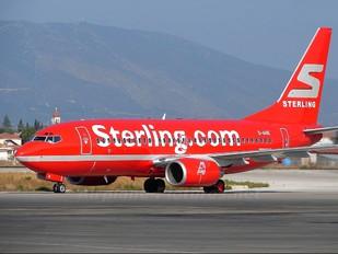 D-AHIE - Sterling Boeing 737-700