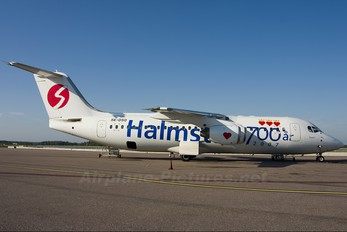 SE-DSO - Skyways British Aerospace BAe 146-300/Avro RJ100