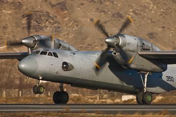 350 - Afghanistan - Air Force Antonov An-32 (all models)
