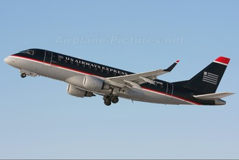 N812MD - US Airways Express Embraer ERJ-170 (170-100)