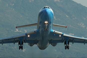 RA-85743 - Moskovia Airlines Tupolev Tu-154M