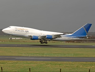 N354FC - Focus Air Boeing 747-300SF