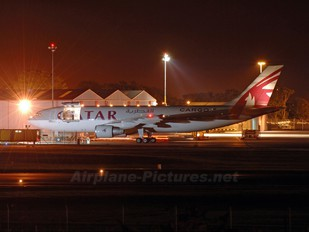 A7-ABX - Qatar Airways Cargo Airbus A300F