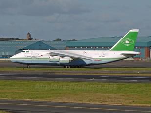 5A-DKL - Libyan Air Cargo Antonov An-124